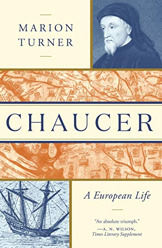 Compare Textbook Prices for Chaucer: A European Life  ISBN 9780691210155 by Turner, Marion