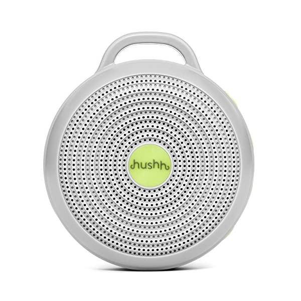 Marpac Hushh Portable White Noise Machine for Baby | 3 Soothing, Natural Sounds with...