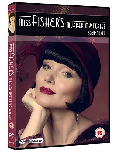 Miss Fisher's Murder Mysteries S3 [DVD] [Reino Unido]