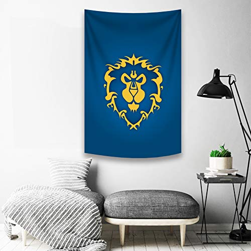 SUIBIAN World of Warcraft Alliance Banner Flags