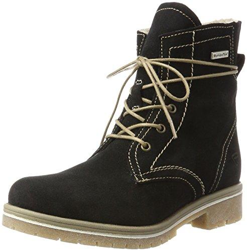 Tamaris Damen 26793 Chukka Boots, Schwarz (Black), 38 EU