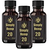 Gouttes d'huile de cannabis sativa - 20,000mg (30ml)