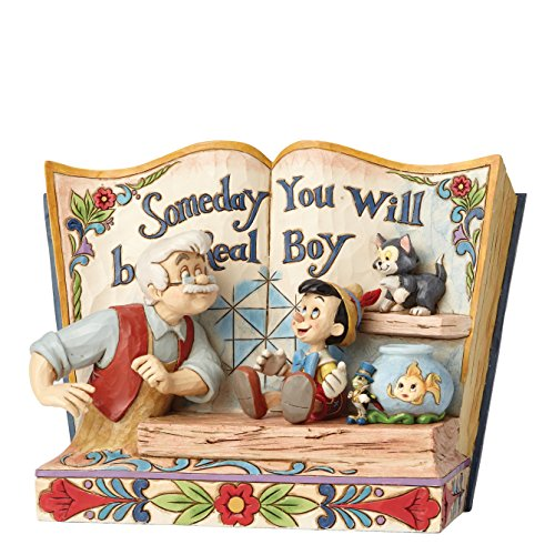 Disney Tradition Someday You Will Be A Real Boy (Storybook Pinocchio)