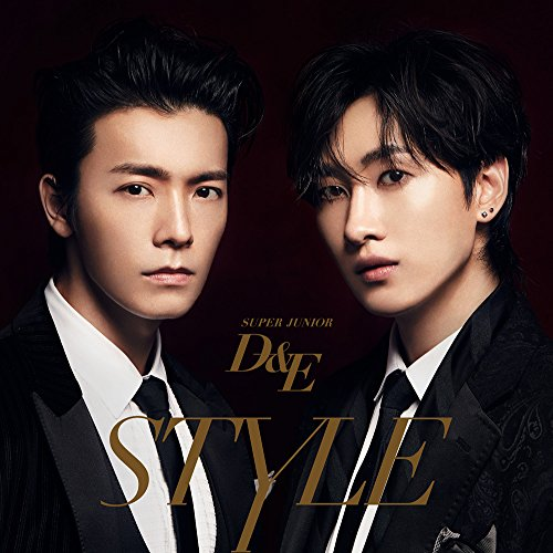 [Album]STYLE – SUPER JUNIOR-D&E[FLAC + MP3]