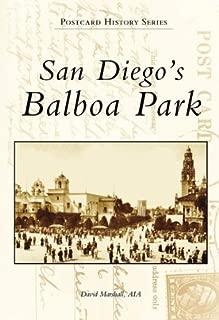 San Diego's Balboa Park, CA (Postcard History Series)