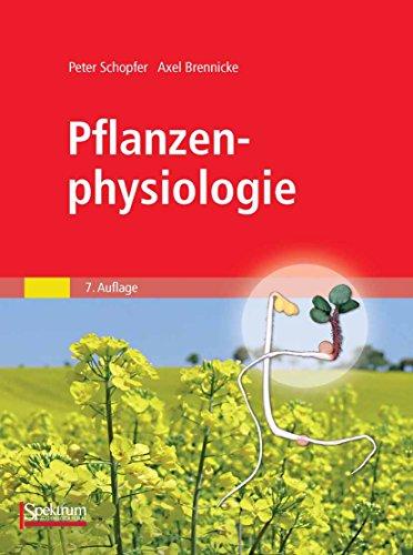 Pflanzenphysiologie