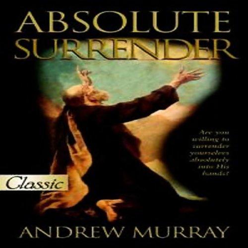 Bargain Audio Book - Absolute Surrender