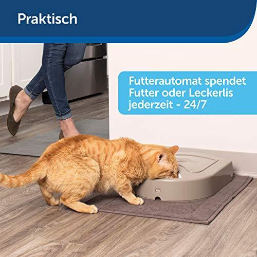 PetSafe Futterreservoir für 5 Mahlzeiten mit Zeitschaltuhr - 5