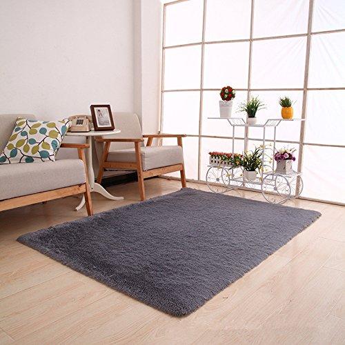 Thick Super Soft Bedroom Carpet Living Room Rug Floor Hallway Table Coffee Mat Outdoor Rug And Carpet Door Bath Carpet light tan 800mm x 1600mm