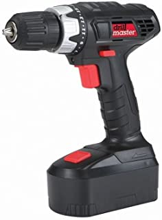 18 Volt Cordless Drill/driver 3/8 In. With Keyless Chuck Drillmaster