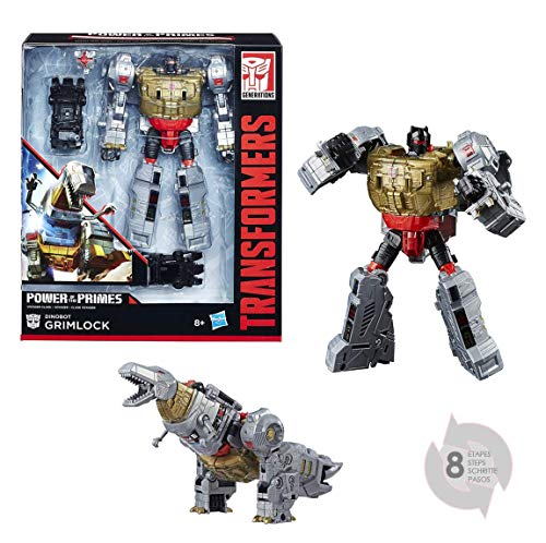 Transformers E1136ES0 Generations Power of The Primes Grimlock, Actionfigur