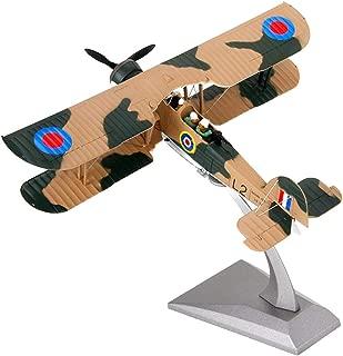 IPOTCH 1:72 Scale Bag Torpedo Bomber Aleación De Zinc Diecast Modelo De Avión Cumpleaños Navidad Regalo Coleccionable para Niños Adultos