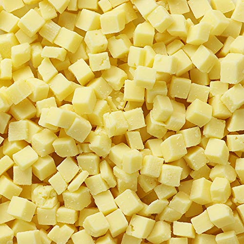 ゴーダチーズ 1kg 10mmダイスカット ニュージーランド産 ナチュラルチーズ ピザ/グラタン/チーズフォンデュ 大容量 業務用たっぷり 100% NATURAL 10MM DICED GOUDA CHEESE FROM NEW ZEALAND (1KG