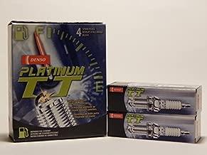 6 PCS *NEW* -- DENSO #4505 PLATINUM T T Spark Plugs -- PKH16TT