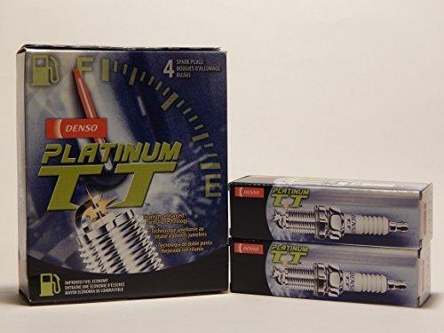 6 PCSNEW -- DENSO #4505 PLATINUM T T Spark Plugs -- PKH16TT