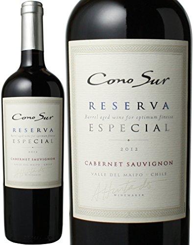コノスル カベルネ レゼルバ 赤750mlワイン(西)スマイル