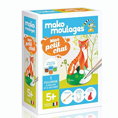 Mako Moulages - Kit Créatif - Mon Petit Chat