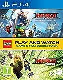 LEGO Ninjago Game & Film Double Pack - PlayStation 4 [Importación inglesa]