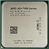 AMD A Series A10 PRO-7850B 3.7GHz 4MB L2 Processor (3.7 GHz, Socket FM2+, PC, 28 nm) AD785BXBI44JA