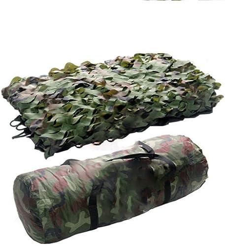 Filet De Camouflage Multifonctionnel Anti-aérien Filet Décoratif De Couverture Verte Militaire De Jungle De Filet De Camouflage Net, Prougeection UV (Couleur   3m10m)