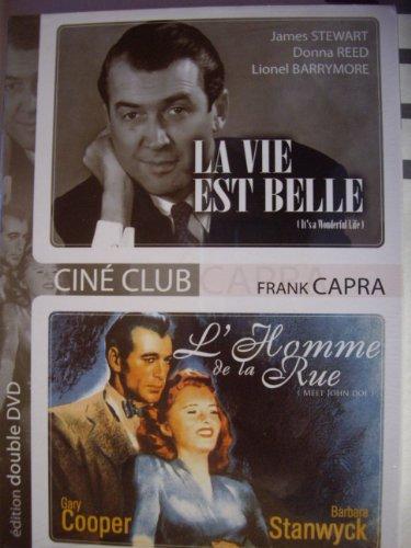 La Vie est Belle/l'homme de la Rue-Coffret 2 DVD