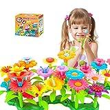 Flower Garden Building Toys,3 4 ...