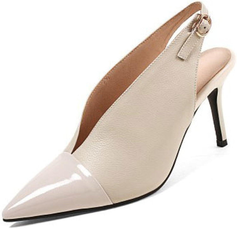 DKFJKI Frauen Spitzen High Heels Stiletto Handtasche Sandalen Schlank Minimalistisch Kleid
