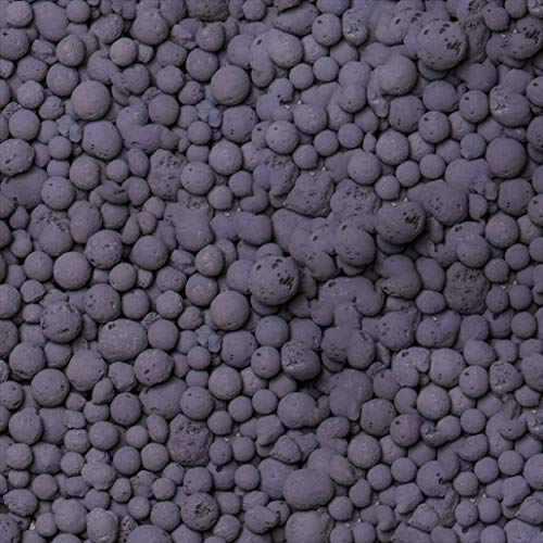 brockytony 8-16 mm. (Pflanzton, Pflanzgranulat, Blähton) 2 Liter. LILA. BT882Y2
