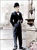 Poster 30 x 40 cm: Charlie Chaplin von Everett Collection -