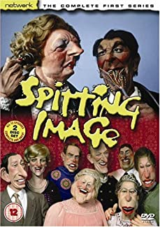 Spitting Image - The Complete First Series