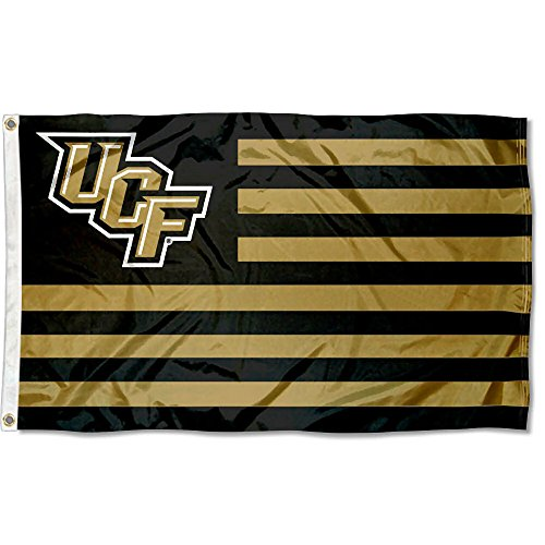 College Flags & Banners Co. Central Florida Knights Stars and Stripes Nation Flag