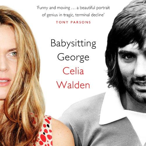 Babysitting George audiobook cover art