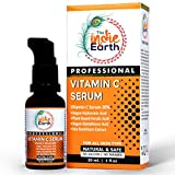 Best Vitamin Serums - The Indie Earth Vitamin C Serum with Turmeric Review