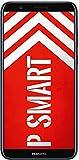 HUAWEI P smart BUNDLE (Dual-Sim Smartphone, 14,35 cm (5,6 Zoll), 32GB interner Speicher, 3GB RAM, Android 8.0) Blau + gratis 16 GB Speicherkarte [Exklusiv bei Amazon] - Deutsche Version