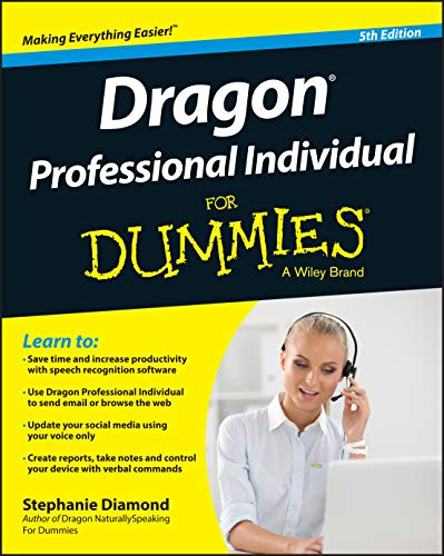 Dragon Professional Individual FD 5E (For Dummies (Computer/tech))