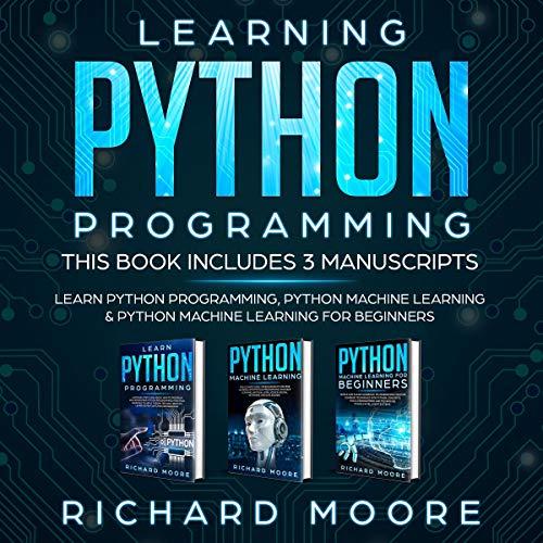 Learning Python Programming cover art