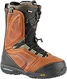 Nitro Snowboards EL mejor TLS Stivali da Snowboard/Sci, Uomini, Brown-Black, 310