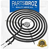 WB30M2 8-inch Surface Range Element by PartsBroz - Compatible with GE Electric Ranges - Replaces AP2634728, 340524, AH243868, EA243868, PS243868, WB30K5027, WB30M0002, WB30X5072, WB30X5120, WB30X5122