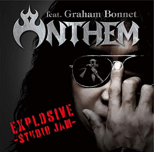 EXPLOSIVE!! -studio jam-[ANTHEM「Gypsy Ways(WIN, LOSE OR DRAW)」やレインボー「Since You Been Gone」など 全8曲CD(日本語解説書封入)]