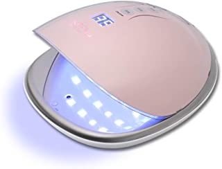 Secador De Uñas 48W Gel Uv Light Uv Lámpara Profesional Uv Led Secadora Cure Light Nail Uñas De Los Pies Máquina De Manicura Lámpara De Pulido Nail Art Tools