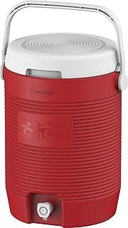 مبرد مياه بلاستيكي معزول سعة 16.5 لتر من كوزموبلاستيست MFKCXX013RD