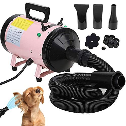 ZanGe 2800W Speed Dog Hair Dryer Dog Cat Pet Grooming Hairdryer Motorbike...