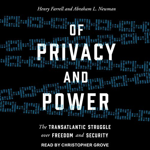 Couverture de Of Privacy and Power