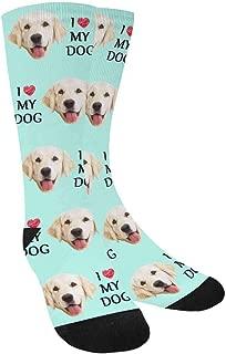 i love my dog socks