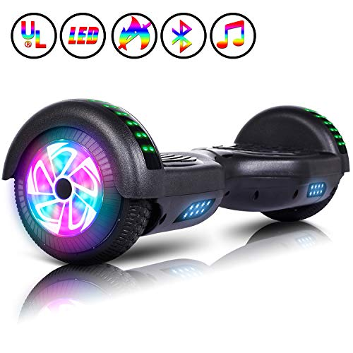Huanhui Hoverboard, Bluetooth Overboard...