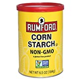 Rumford Non-Gmo Corn Starch, 6.5 Ounce