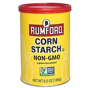 Rumford Non-Gmo Corn Starch 6.5 Ounce