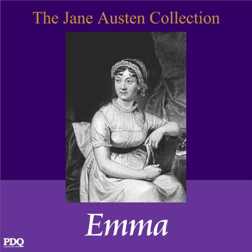 Emma: The Jane Austen Collection audiobook cover art