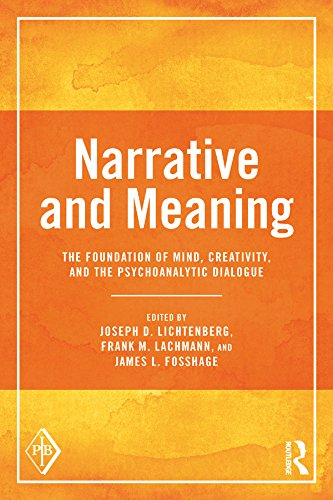Narrative and Meaning: The Foundation of Mind, Creativity, and the Psychoanalytic Dialogue (Psychoanalytic Inquiry Book Series) (English Edition)