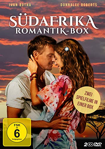 Südafrika Romantik Spielfilm-Box (2 Spielfilme, 2 DVDs) Road to your Heart + Forever